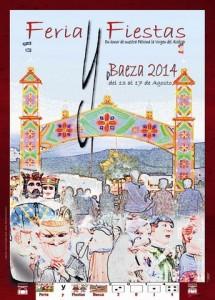 Feria de Baeza 2014 - Cartel