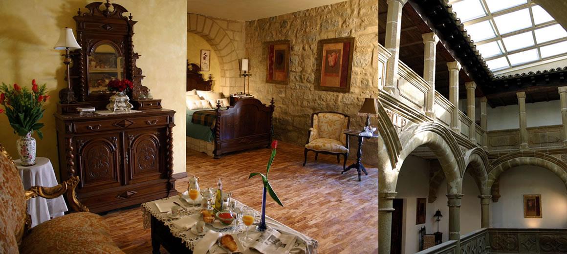 Descubra beda y baeza - Hotel palacio de ubeda ...